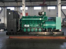 新款800KW玉柴发电机组YC6C1220-D31