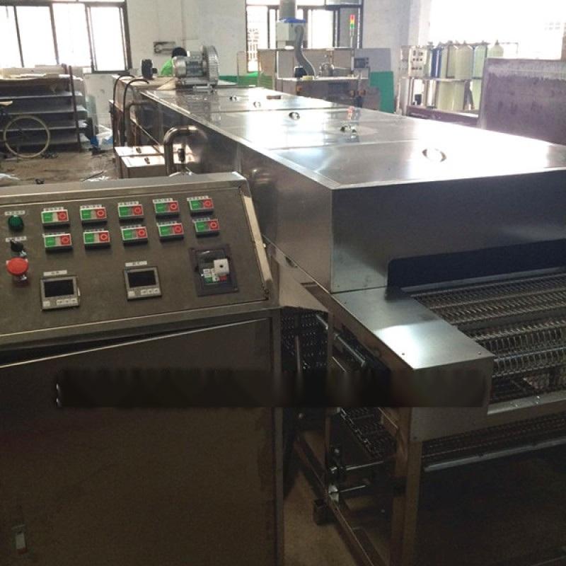 金属电镀前处理 除油除蜡自动超声波清洗烘干机