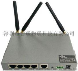 工業級3G無線路由器 聯通WCDMA21M 支持VPN/DTU/WIFI可選
