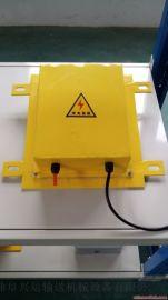 耐腐蚀性高槽型托辊输送机皮带机配件 耐用