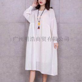 深圳品牌女装有哪些?畅销品牌欧族岛外贸女装折扣货源