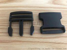 促销现货供应背包配件插口 带扣 安全带插扣