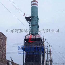 湿式静电除尘器结构原理脱硫塔风机湿式电除尘器