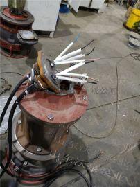 蓄水池清淤泵-自来水厂储水池清理潜水泥浆泵