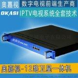 互动电视系统-地面数字电视接收机-领频调制器