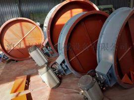 气动风量通风调节蝶阀使用期长耐用