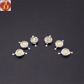 白光 1-3W大功率LED发光二极管灯珠