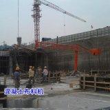 江西景德镇电动布料机施工案例
