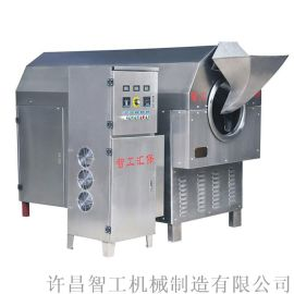 100公斤芝麻炒货机多少钱一台