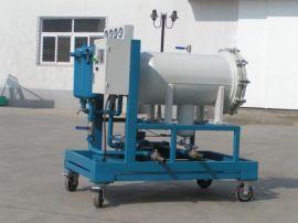 汽轮机油聚结脱水滤油机LYC-J
