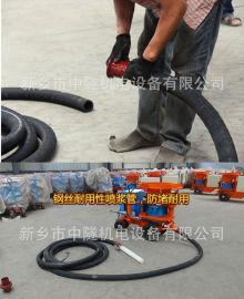 陕西液压湿喷机/大功率干喷机配件图片视频
