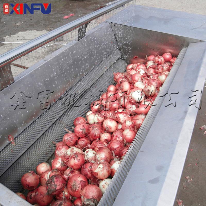 鑫富供应 红薯去皮毛辊清洗机  牛蒡毛辊去皮清洗机