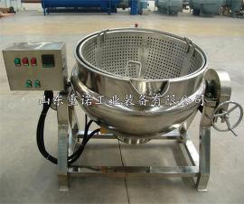 供应电加热导热油夹层锅行星搅拌炒锅