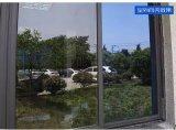 青岛反光膜, 写字楼贴膜, 透明家具贴膜安装