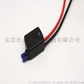 EC2EC3EC5EC6EC8插头 电池充电线