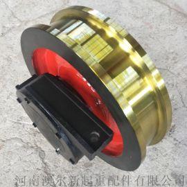 起重行车轮  中频淬火 整体调制起重机车轮组