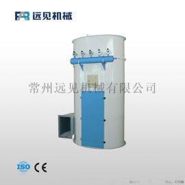 供应脉冲滤尘器 布袋吸尘器 饲料加工平底圆筒除尘器