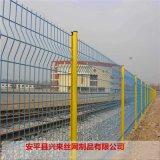 马路护栏网 住宅区护栏网 铁丝网片图片
