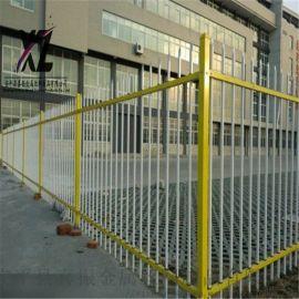 锌钢围墙护栏@院墙锌钢护栏安装@锌钢围栏栏杆生产