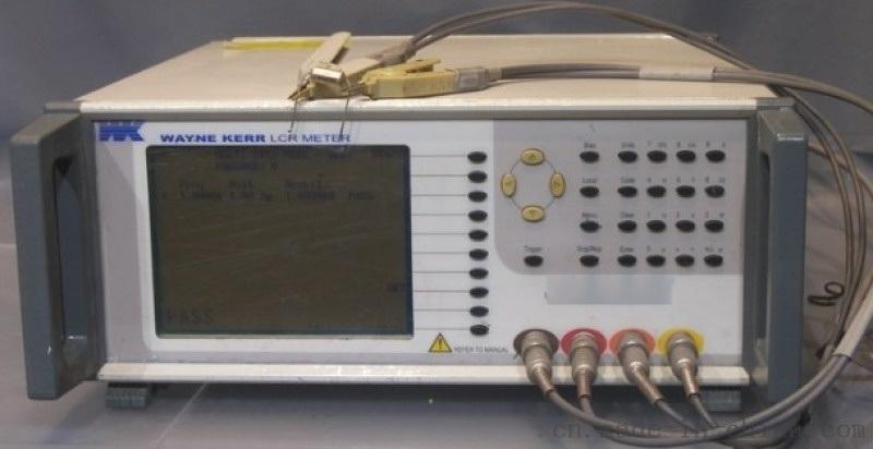 lcr测试仪测电容 电子元器件 测试设备租赁