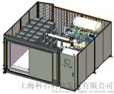 密封容器、管路、充气柜等氢气真空箱检漏系统