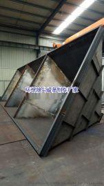 厂家直销骨架布袋脉冲反吹除尘器、粉尘处理环保设备