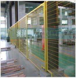 内蒙古车间框架护栏 仓库隔离护栏网厂家定制批发销售