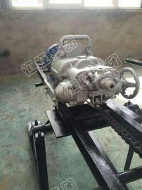 山东恒旺水平电动钻机 KHYD75系列岩石电
