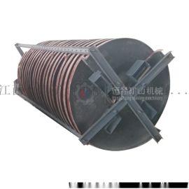 厂家供应螺旋溜槽 选煤泥螺旋溜槽 选矿溜槽设备
