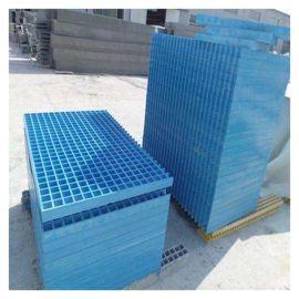 琼海耐酸格栅 玻璃钢格栅 海上平台格栅