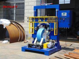 厂家批量生产钢丝打包机 胶管缠绕机 钢带缠绕包装机