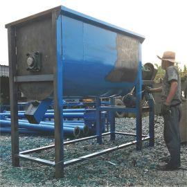 干料湿料搅拌机 化工原料搅拌混合机