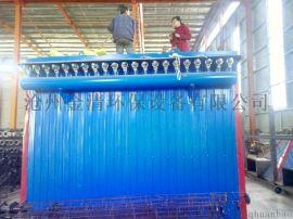 袋式除尘器的使用性能和特点介绍
