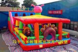 新款帐篷充气城堡迪士尼儿童乐园各型号充气蹦蹦床定制