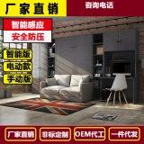 智能电动隐形床壁床专卖店图片价格表
