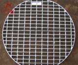 不锈钢钢格栅板/镀锌平台钢格板/钢格栅生产商