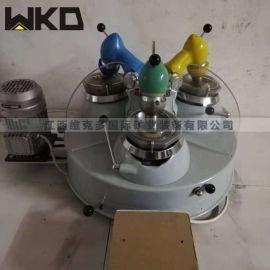 XPM120*3研磨机厂家 化验室玛瑙材质研磨机