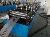 立柱生产线设备 九折型材成型机