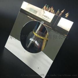 亚克力路灯反光板定制半透镜高透镜定制
