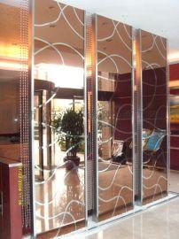 KTV会所装饰用不锈钢彩色板 304不锈钢彩色板
