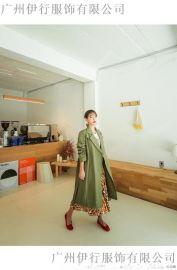 芭轩娜北京户外服装尾货批发市场 武汉棉麻服装女装尾货