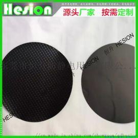 电子晶圆用黑色导电PE垫片压纹垫片
