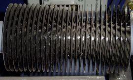 高频焊接螺旋不锈钢翅片管