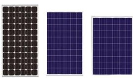 270W光伏组件,多晶270W太阳能板