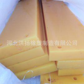 优力胶减震耐磨板 高强度耐磨牛筋板 PU耐磨衬板