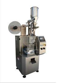 详解尼龙布三角包茶叶袋泡茶茶叶包装机|茶叶全自动包装机