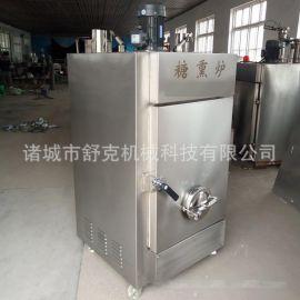 爆款推荐聊城熏鸡炉 全自动糖熏机器电加热可控温量身定制批发价