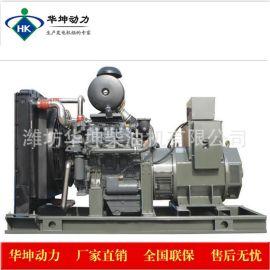 潍道依茨50kw纯铜无刷柴油发电机组 WP4D66E200柴油机电调66kw