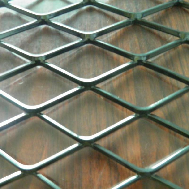 標準菱形鋼板網 建築鋼板網 中型鋼板網