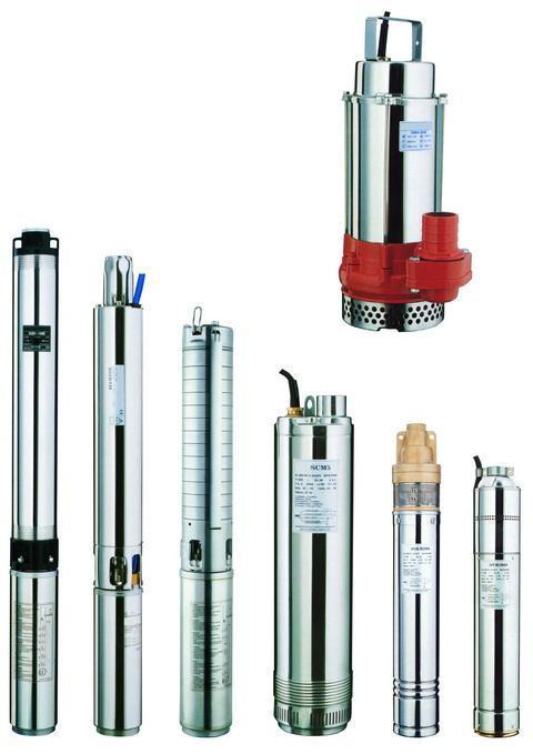 4SP128-1.5不锈钢深井泵, 太平洋不锈钢4SP潜水泵